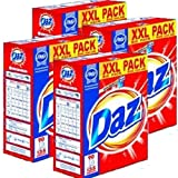 4 x Daz Laundry powder / Washing powder 85 Scoop (5.78KG Each)