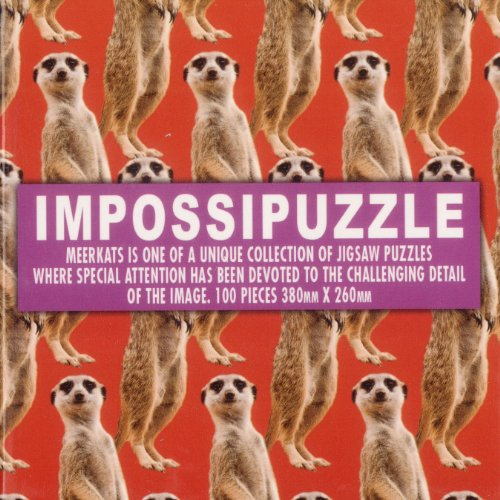 Meercat Impossible Cube Puzzle - 1