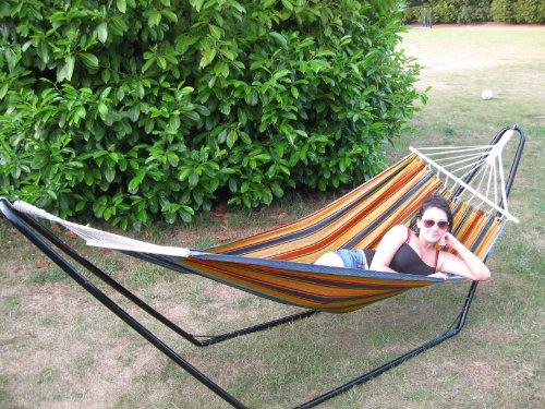 Ultracamp Zircon Swinging Hammock Bed  Lounger