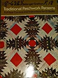 Traditional Patchwork Patterns: Full-Size Cut-Outs and Instructions for Twelve Quilts (0486230155) by Grafton, Carol Belanger