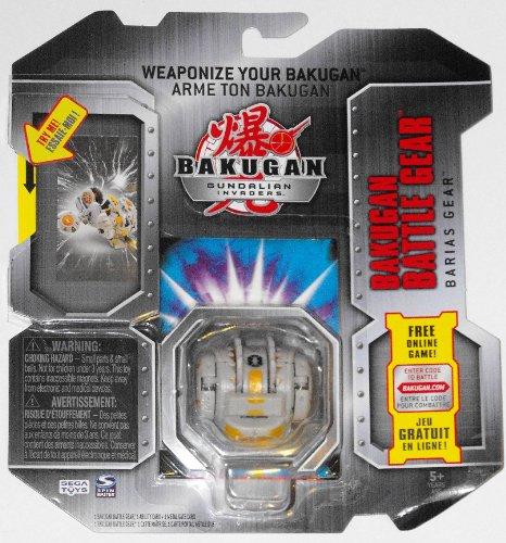 Bakugan - Battle Gear - Barias Gear (Colors Vary) - 1