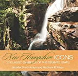 img - for New Hampshire Icons: 50 Classic Symbols Of The Granite State book / textbook / text book