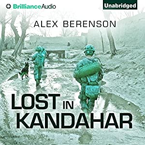 Lost in Kandahar Audiobook