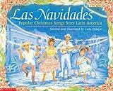 img - for Las Navidades Popular Xmas Songs Latin America (pb): Popular Christmas Songs From Latin America - Book (A Blue Ribbon Book) book / textbook / text book