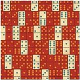 Karen Foster Design Scrapbooking Paper, 25 Sheets, Game Pieces, 12 x 12