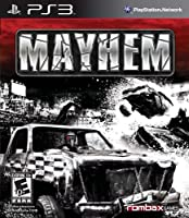 Mayhem 3D - Playstation 3 from Zoo Games