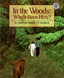 img - for In the Woods: Who's Been Here? (Mulberry books) book / textbook / text book