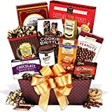 Chocolate Gift Basket Classic - Sweet Decadence