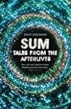 Sum: Tales from the Afterlives by Eagleman, David 1st (first) Edition (2010)