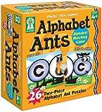 Alphabet-Ants