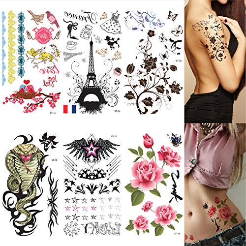 supperb-6-sheets-sexy-body-art-temporary-tattoo-sticker