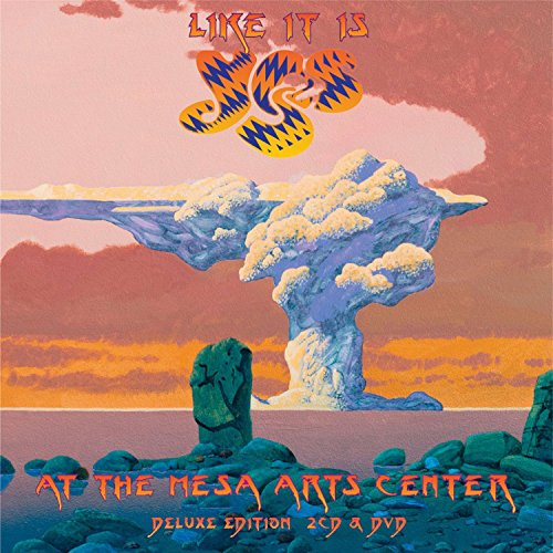 Yes - Like It Is-yes Live At The Mesa Arts Center [2 Cd/dvd Combo] - Zortam Music