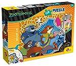 Lisciani Giochi 53988 - Puzzle Df Plu...