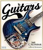 Guitars 2015 Wall Calendar