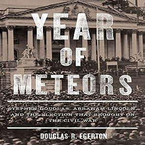Year of Meteors Audiobook