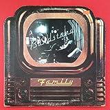 FAMILY Bandstand LP Vinyl VG Cover VG GF Sleeve 1972 UAS 5644 Die Cut