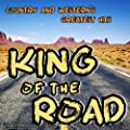King of the Road: Country & Western's Greatest Hits by Roger Miller, Johnny Cash, Hank Williams, Patsy Cline & More!