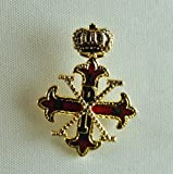 D399 Masonic Lapel Pin Red Cross of Constantine Sovereign