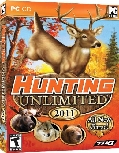 Hunting Unlimited 2011 - PC (Deer Hunting Games For Pc compare prices)