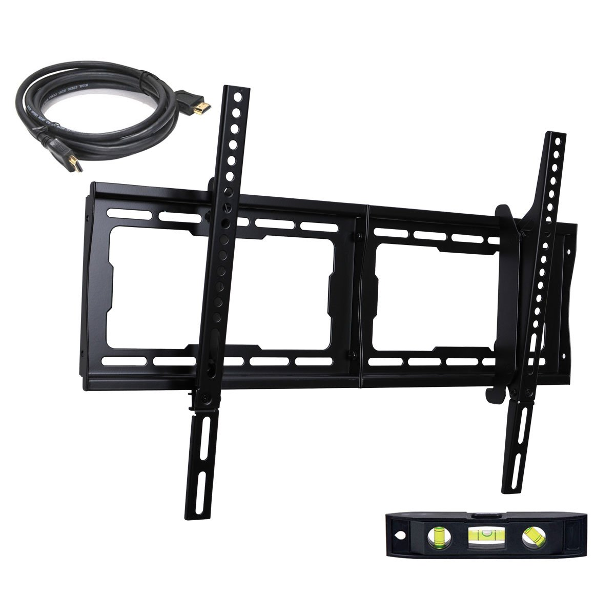 VideoSecu Flat Panel Tilt LCD LED 3D TV Wall Mount Fits most 32- 63 TVs for Panasonic TC-32LX14 TC-P42C2 TC-L42U12 TC-L32C12 TC-L32X1 TC-L37X1 TC-L37S1 TC-L37G1 TC-L32S1 LED HDTV- VESA Compatible up to 600x400 BG3 new universal adjustable tilt tilting tv wall mount bracket for samsung lcd led plasma max 165 lbs 23 37inch