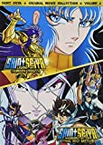 Saint Seiya: Movies 3 & 4