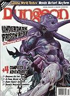 Dungeon Magazine 94 by Chris Thomasson