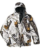 Wildfowler Outfitter Men's Wild Tree Snow Waterproof Insulated Parka