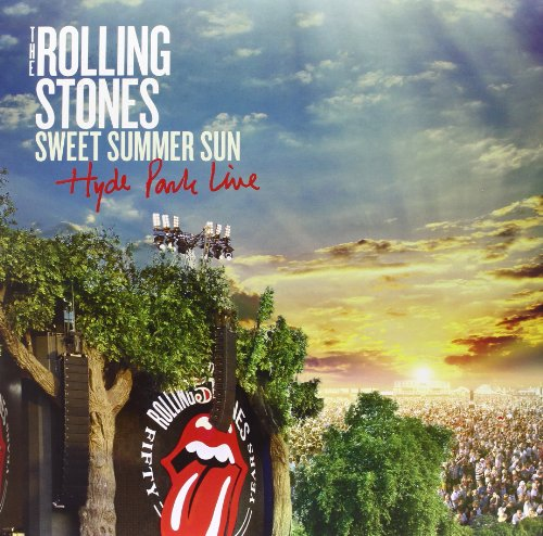 The Rolling Stones - Sweet Summer Sun: Hyde Park Live - Zortam Music