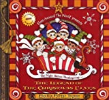 The Night Before Thanksgiving... The Legend of The Christmas Elves: The Official Kickoff of the Holiday Season (Keepsake Book with Music CD Gift Set)