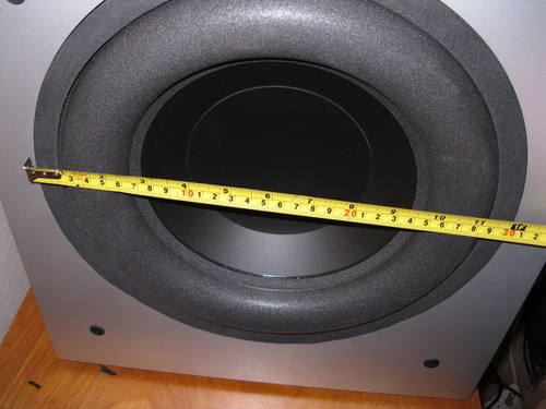 20 Inch Subwoofer: Amazon.com: Polk Audio PSW505 12-Inch Powered Subwoofer