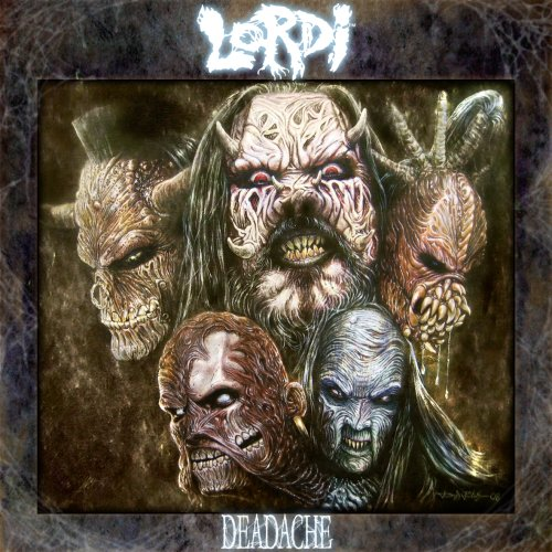 Lordi-Deadache-CD-FLAC-2008-NBFLAC Download