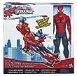 Hasbro - A1517 - Ultimate Spider-Man - Titan Hero Series - Spider-Man - Figurine 30 cm (Import UK)