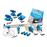 Logan Graphics Foamwerks Deluxe Cutting Kit for Foam Board for Creative Use In Art, Scrapbooking, Arcitecture, Modeling, Hobby and Craft Applications (Color: Blue)