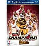 2013 NBA Championship: Highlights (Blu-ray / DVD Combo)