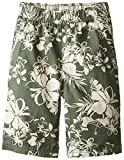 The Children's Place Big Boys' Pull On Floral Short