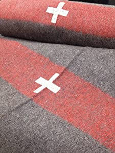 Swiss Army Blanket by