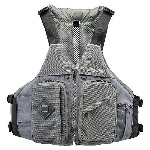 Astral Designs Ronny Fisher Life Jacket (Large/X-Large) - Charcoal
