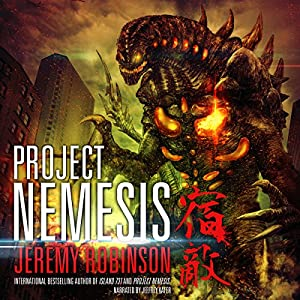 Project Nemesis Hörbuch