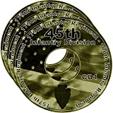 img - for 45th Infantry Division WW2 RESEARCH CD OF BOOKS, INFO, FILES, REPORTS, NARRATIVES, HISTORY 3CDs book / textbook / text book