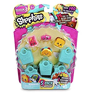 Shopkins Series 3 (Pack of 5)