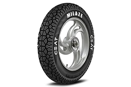Ceat Milaze P90/100 - 10 Tubeless Scooter Tyre (Home Delivery)