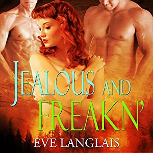 Jealous and Freakn' Audiobook
