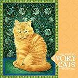 1000 Piece Ivory Cats-Dandelion on William Morris