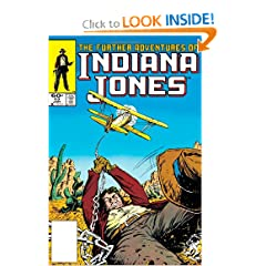 Indiana Jones Omnibus: The Further Adventures Volume 2 by David Michelinie,&#32;Herb Trimpe,&#32;Larry Lieber and Others