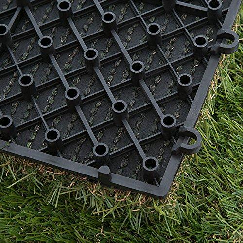 Garden Winds Grass Deck Tiles, 35mm Hardware Building