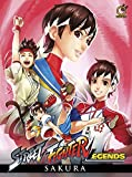 img - for Street Fighter Legends: Sakura book / textbook / text book