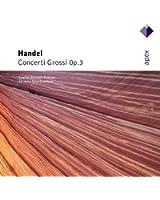 Handel : 6 Concerti grossi Op.3 - Apex