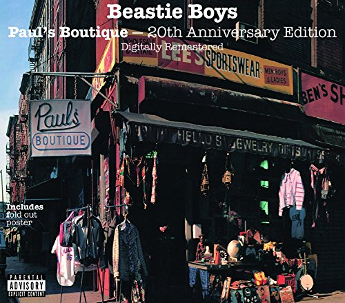 Paul's Boutique: 20th Anniversary Edition