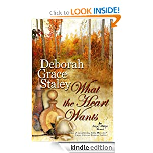Kindle Book Bargains: What The Heart Wants, by Deborah Grace Staley. Publisher: Bell Bridge Books (August 16, 2010)