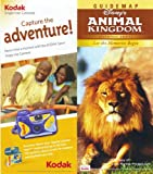 img - for Walt Disney World Resort: Guide Maps and Timetables - Disney's Animal Kingdom Park Map and Times Guide (Let The Memories Begin, Publication Date of January 2012) book / textbook / text book